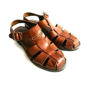 Cole Haan leather sandals size 6 1/2
